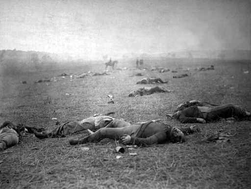 Gettysburg, July 1863